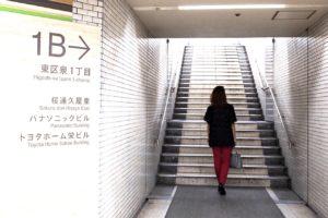 久屋大通駅 1B出口